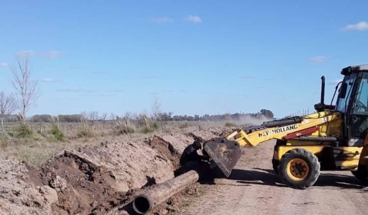 Cayó el mendocino acusado de robar caños de gasoductos entre Cañuelas y San Vicente