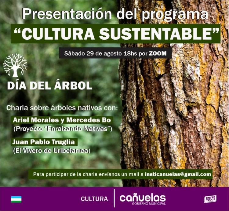 """Se lanza el programa """"Cultura Sustentable"""""""