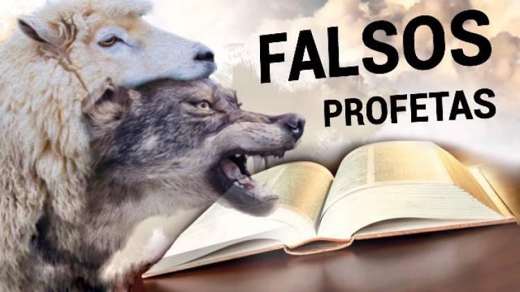 Reflexiones de domingo sobre los falsos profetas