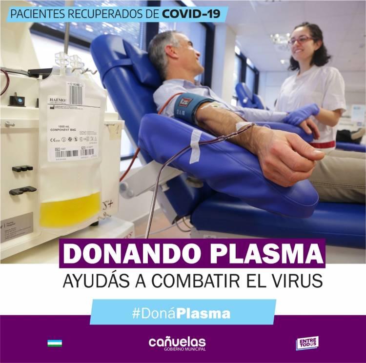 COVID-19: El Municipio articula acciones con el Hospital Regional y CUCAIBA para la donación de plasma
