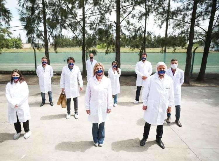 Más inversión y más trabajo : Sabores de Cañuelas inauguró una nueva planta y línea de producción