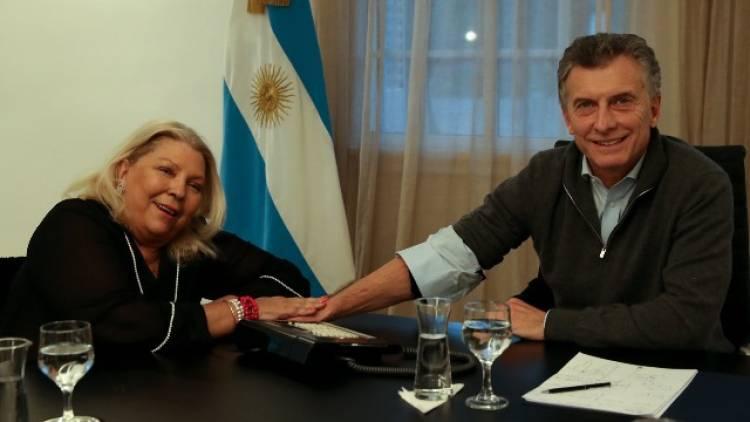 """Reflexiones de Domingo: Los """"Bonnie and Clyde"""" de la política argentina"""