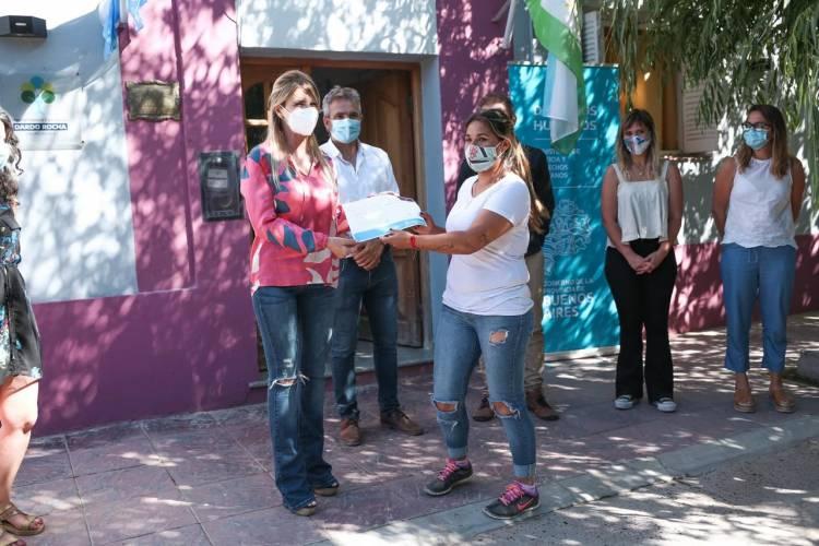 Acto en el Dardo Rocha sobre Salud Mental con perspectiva de Derechos Humanos