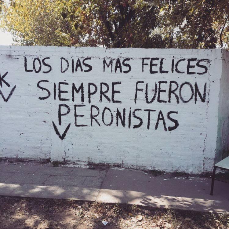 Cuando decimos ser Peronistas…