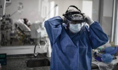 COVID-19: Nueva marca de casos: 27.001 personas fueron reportadas con coronavirus