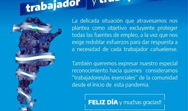 1° de Mayo - Día del Trabajador y de la Trabajadora
