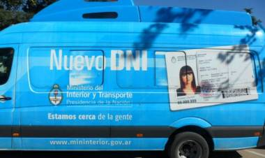 Realizarán trámites de DNI, Pasaportes y certificados de pre-identificación en todo el distrito