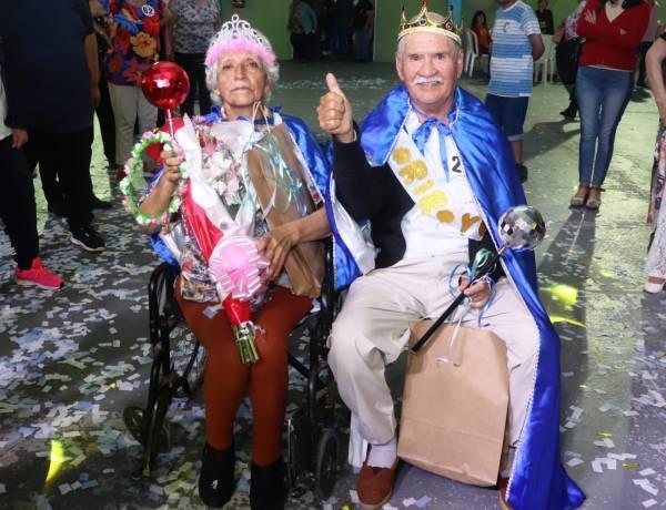 Jóvenes de la Tercera Edad disfrutaron de una gran fiesta organizada por PAMI y el Municipio