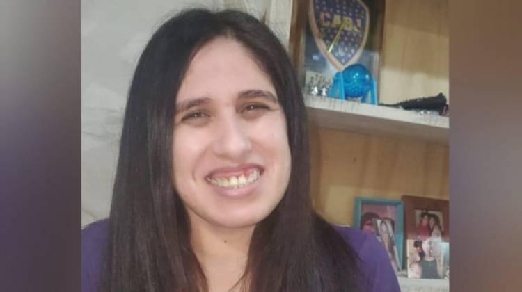 Apareció Stefanía Gisella Sánchez