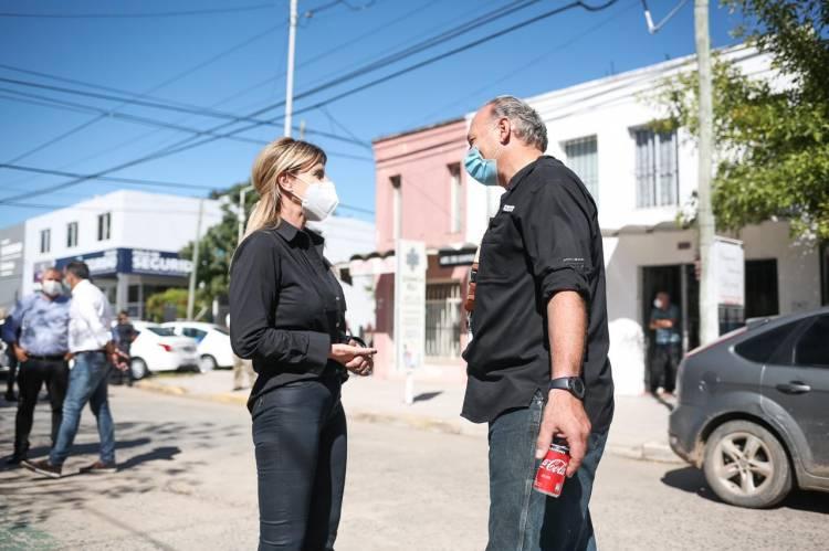 Cañuelas sumó 12 nuevos móviles e inauguró un nuevo Polo de Seguridad