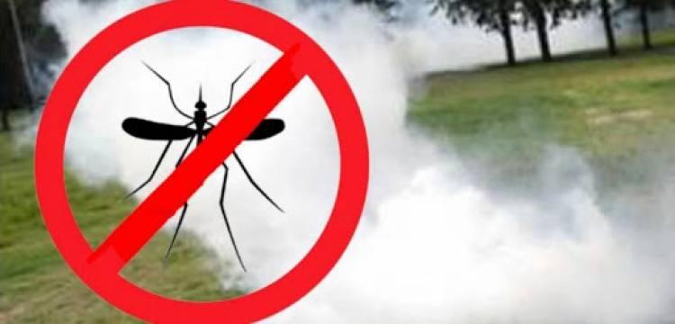 Se realizaron fumigaciones  preventivas contra el dengue, zika y chikungunya