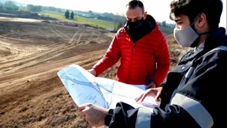 Anuncian la licitación de la bajada de la Autopista que había frenado Macri